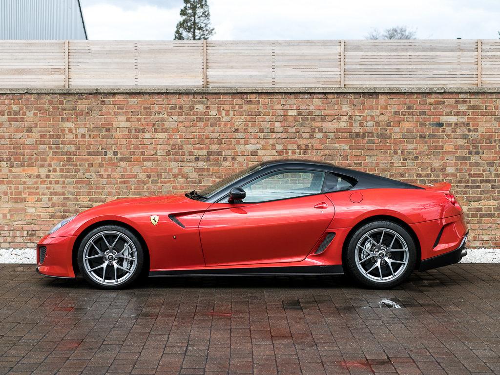 2011 Ferrari 599 GTO SOLD (picture 2 of 6)