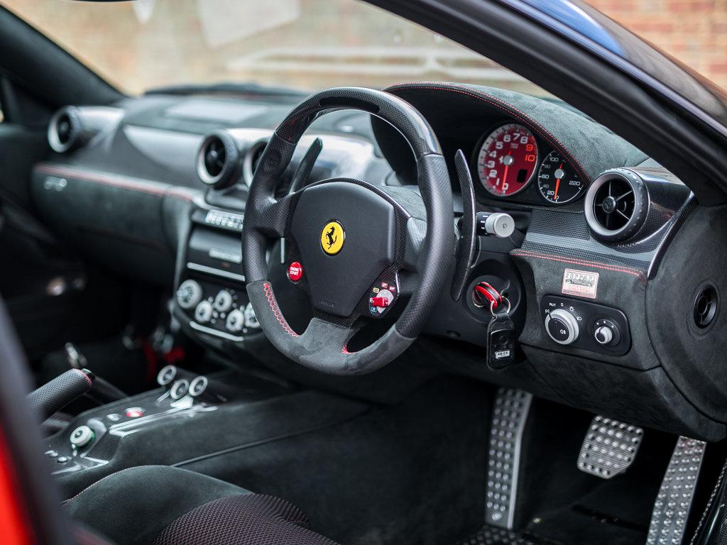 2011 Ferrari 599 GTO SOLD (picture 4 of 6)