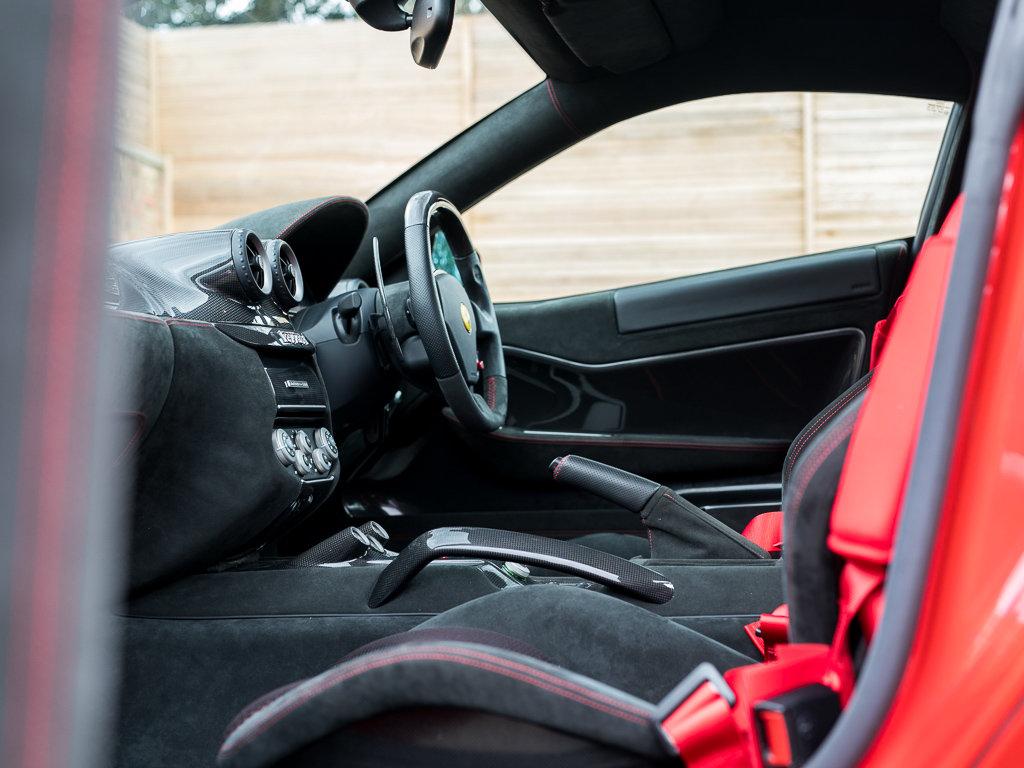 2011 Ferrari 599 GTO SOLD (picture 6 of 6)