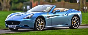 2011 Ferrari California 4.3 Litre 2+2 F1 DCT Convertible For Sale