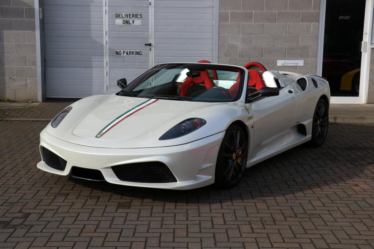 2010 Ferrari 430 Scuderia 16M - 2 Owners! For Sale (picture 1 of 6)