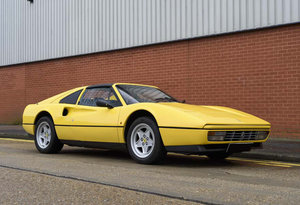 1986 FERRARI 328 GTS For Sale by Auction