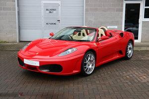 Ferrari F430 Spider - Carbon Ceramic Brakes + Race Seats