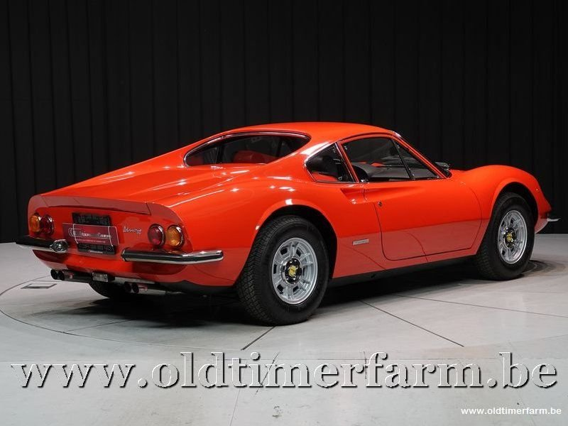 1971 Ferrari Dino 246 GT '71 For Sale (picture 2 of 6)