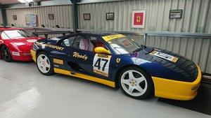 1995 Ferrari 355 challenge 1 of only 11 rhd cars