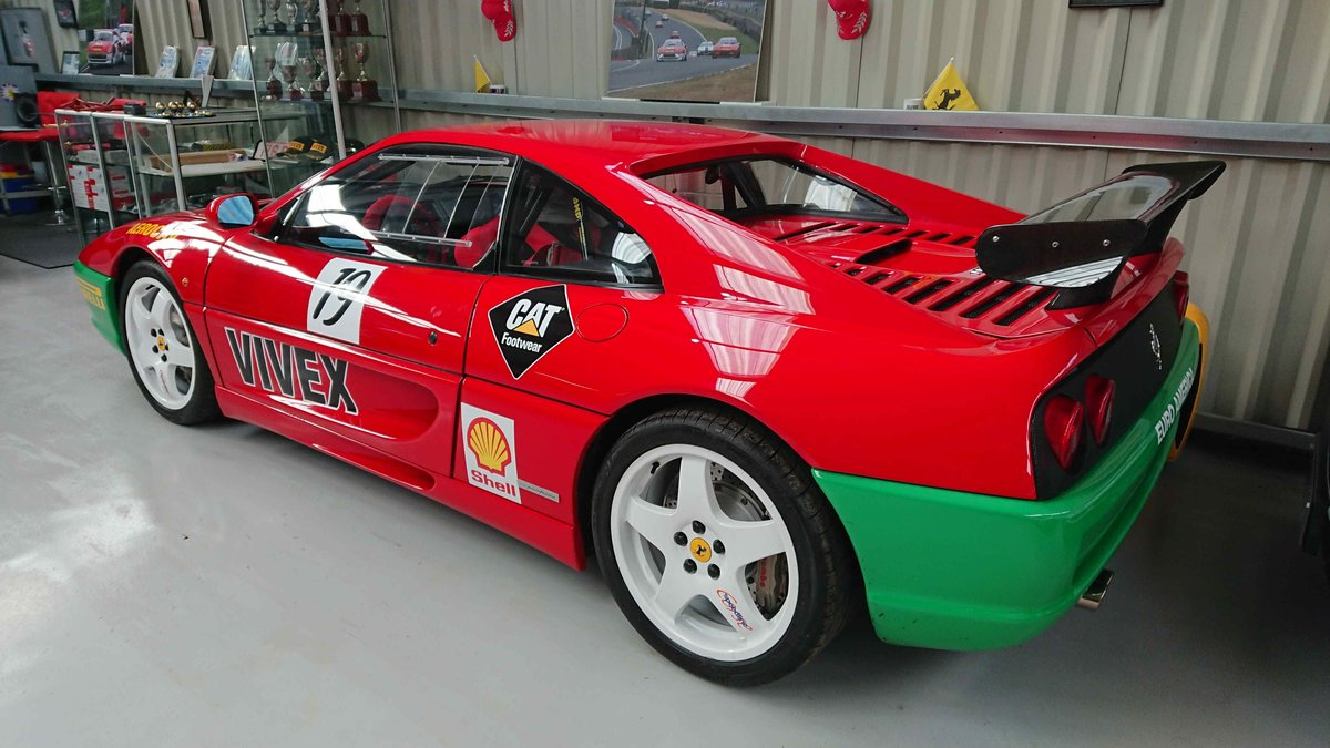1995 Premium Ferrari 355 challenge, investor quality.  For Sale (picture 2 of 5)