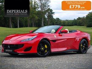 2019 Ferrari  PORTOFINO  Cabriolet VAT Q Auto  155,948 For Sale
