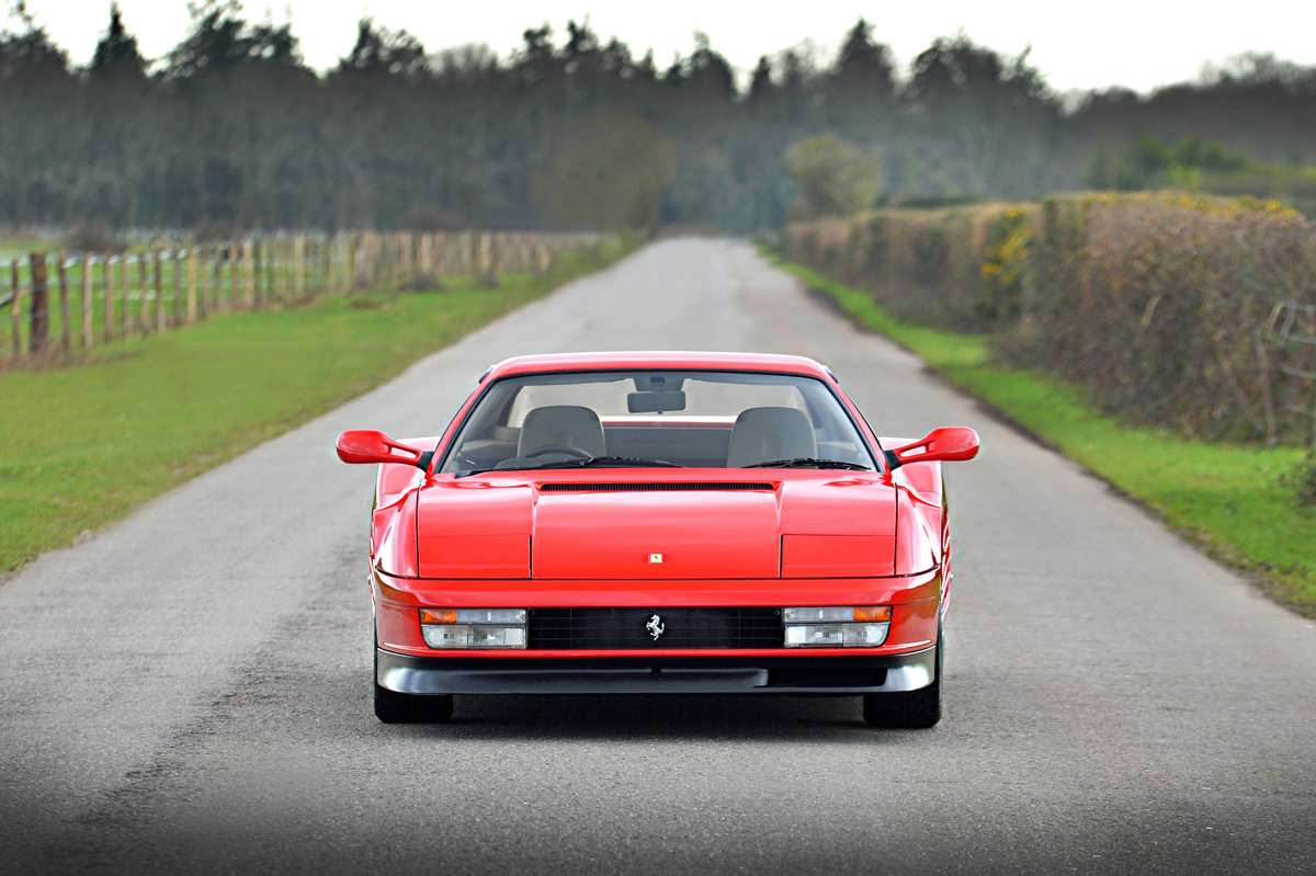 Ferrari Testarossa 1991 UK Supplied Car THE BEST! For Sale (picture 2 of 6)