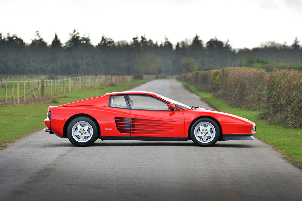Ferrari Testarossa 1991 UK Supplied Car THE BEST! For Sale (picture 3 of 6)
