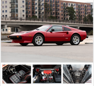 1985 Ferrari 308 GTS Quattrovalvole Correct Work Done $78.5k For Sale