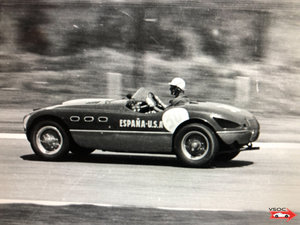 1953 Ferrari 250 Mille Miglia Vignale Spyder - ex de Portago