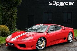 2004 Ferrari 360 Challenge Stradale - Crema Leather - 34K Miles