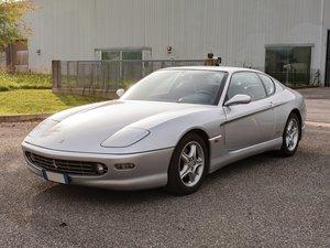 2000 Ferrari 456M GT  For Sale by Auction