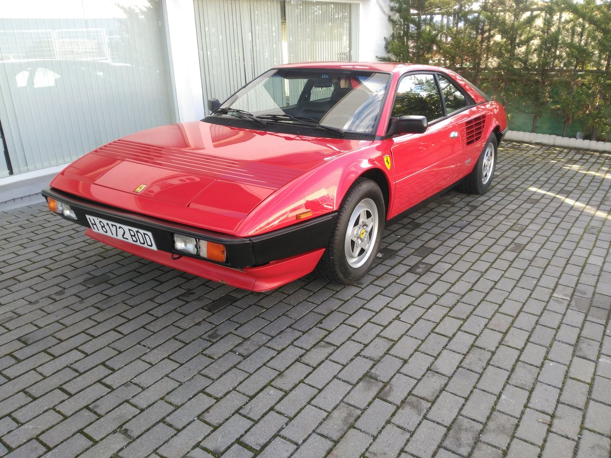 1981 Ferrari Mondial 8 3.0 V8 For Sale (picture 1 of 6)