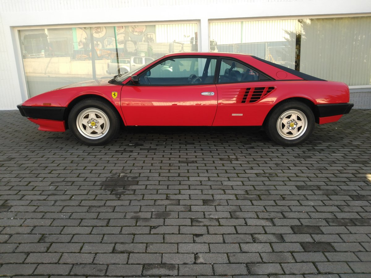 1981 Ferrari Mondial 8 3.0 V8 For Sale (picture 2 of 6)