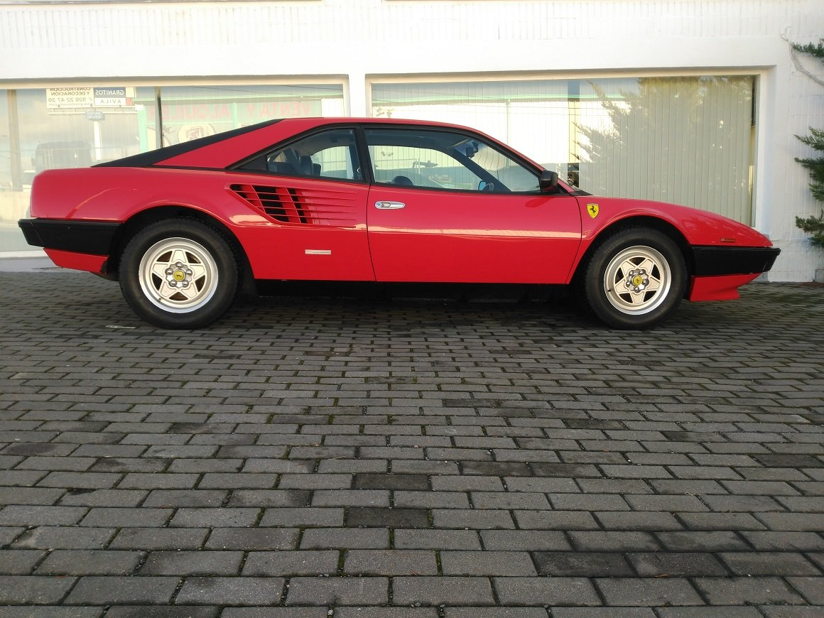 1981 Ferrari Mondial 8 3.0 V8 For Sale (picture 3 of 6)