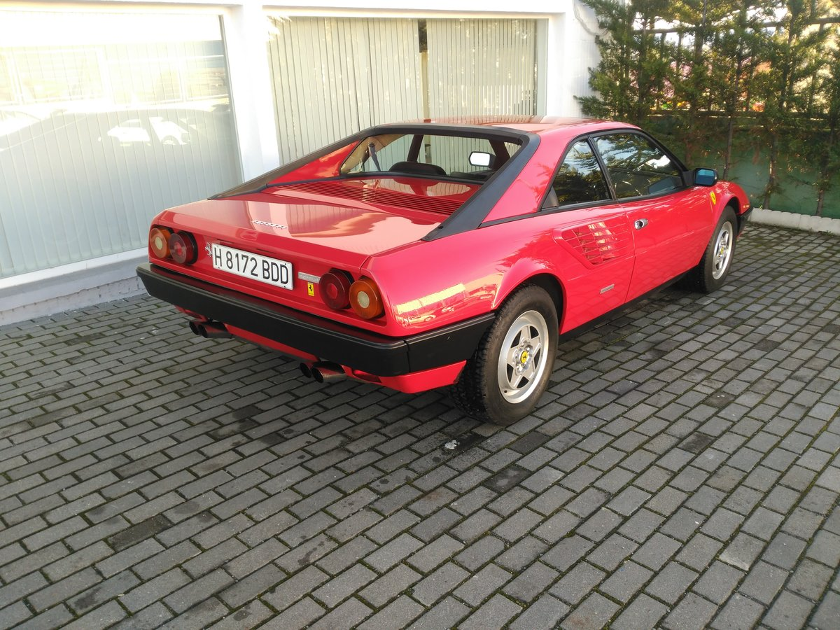 1981 Ferrari Mondial 8 3.0 V8 For Sale (picture 4 of 6)
