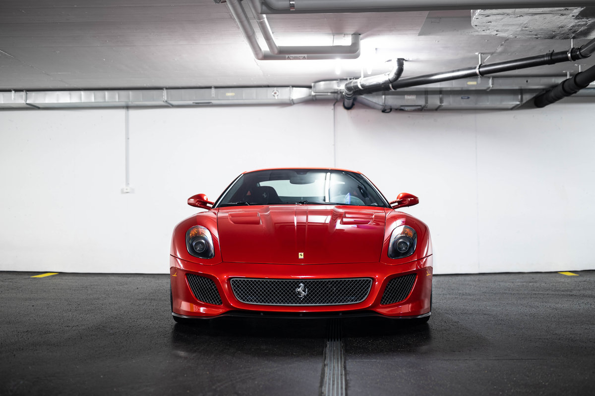 2011 Ferrari 599 GTO - 3,600 Miles For Sale (picture 2 of 6)