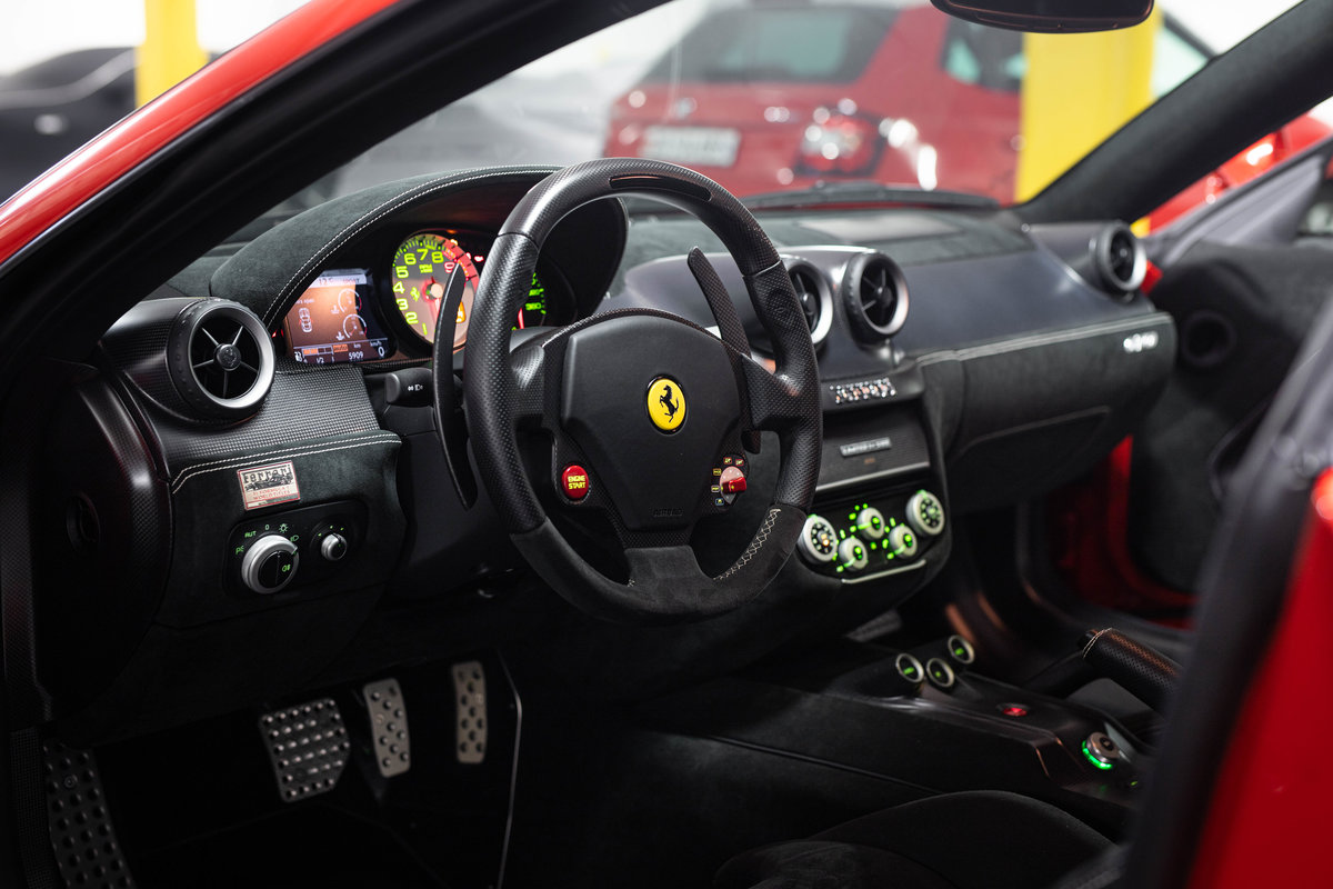 2011 Ferrari 599 GTO - 3,600 Miles For Sale (picture 4 of 6)