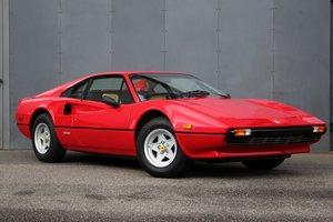 1976 Ferrari 308 GTB Vetroresina LHD (Rosso Chiaro) For Sale