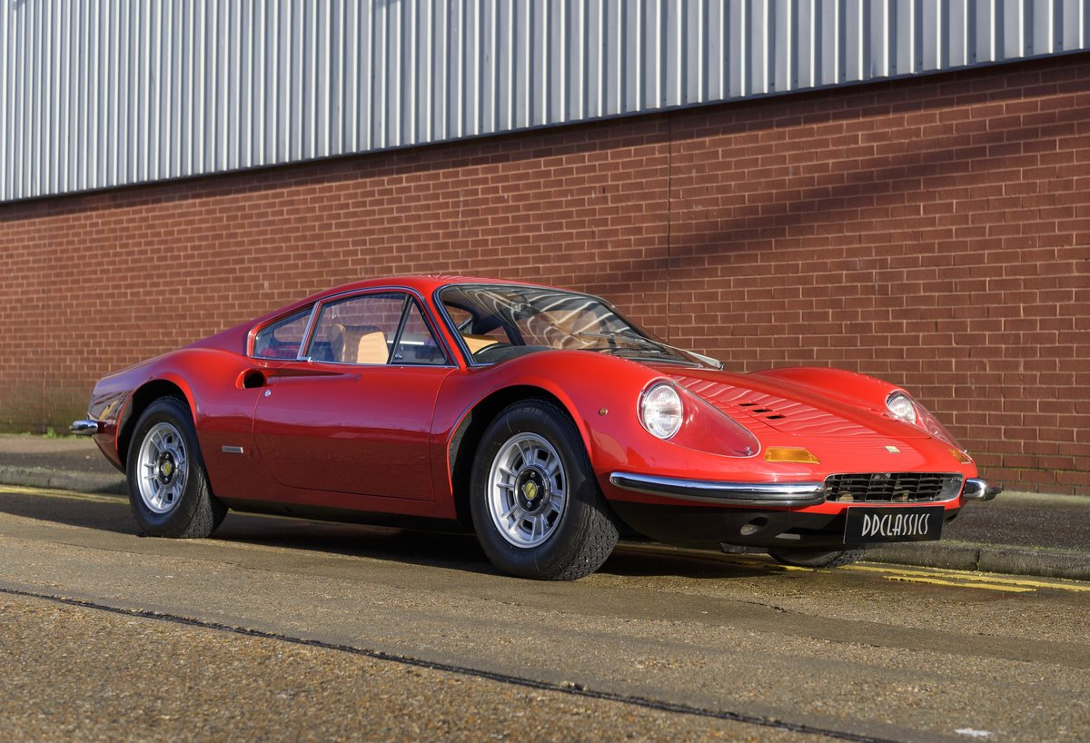 1972 Ferrari Dino 246 GT (RHD) For Sale (picture 2 of 24)