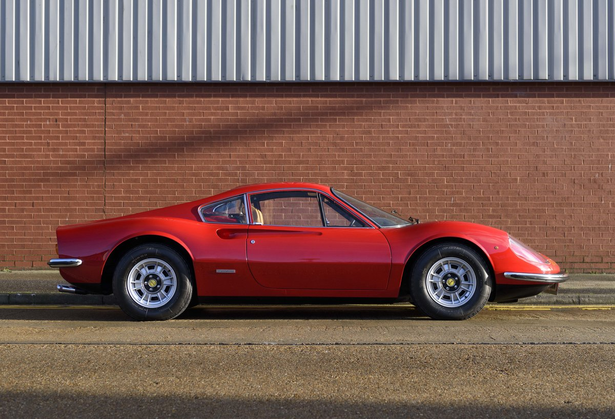 1972 Ferrari Dino 246 GT (RHD) For Sale (picture 5 of 24)