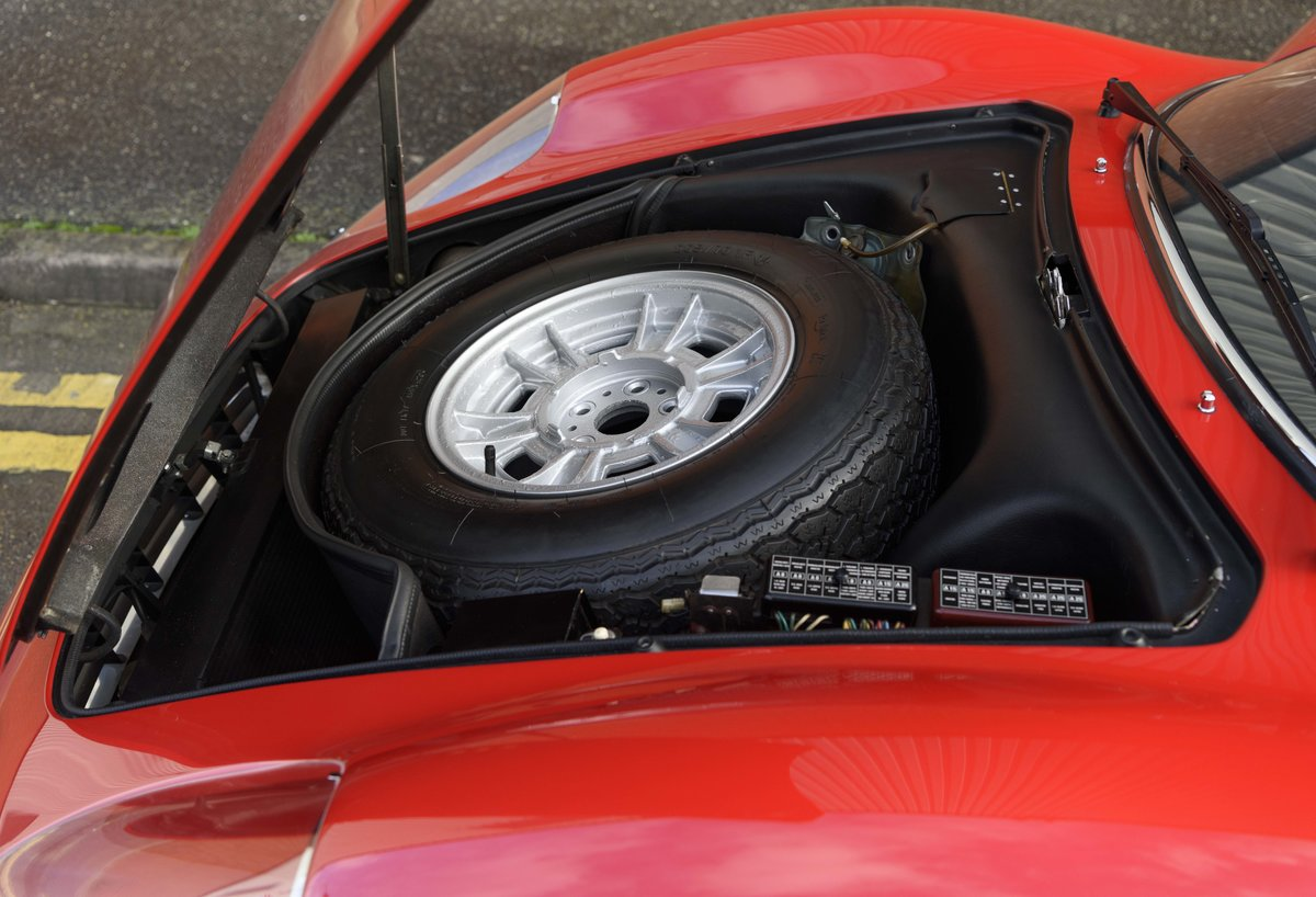 1972 Ferrari Dino 246 GT (RHD) For Sale (picture 21 of 24)