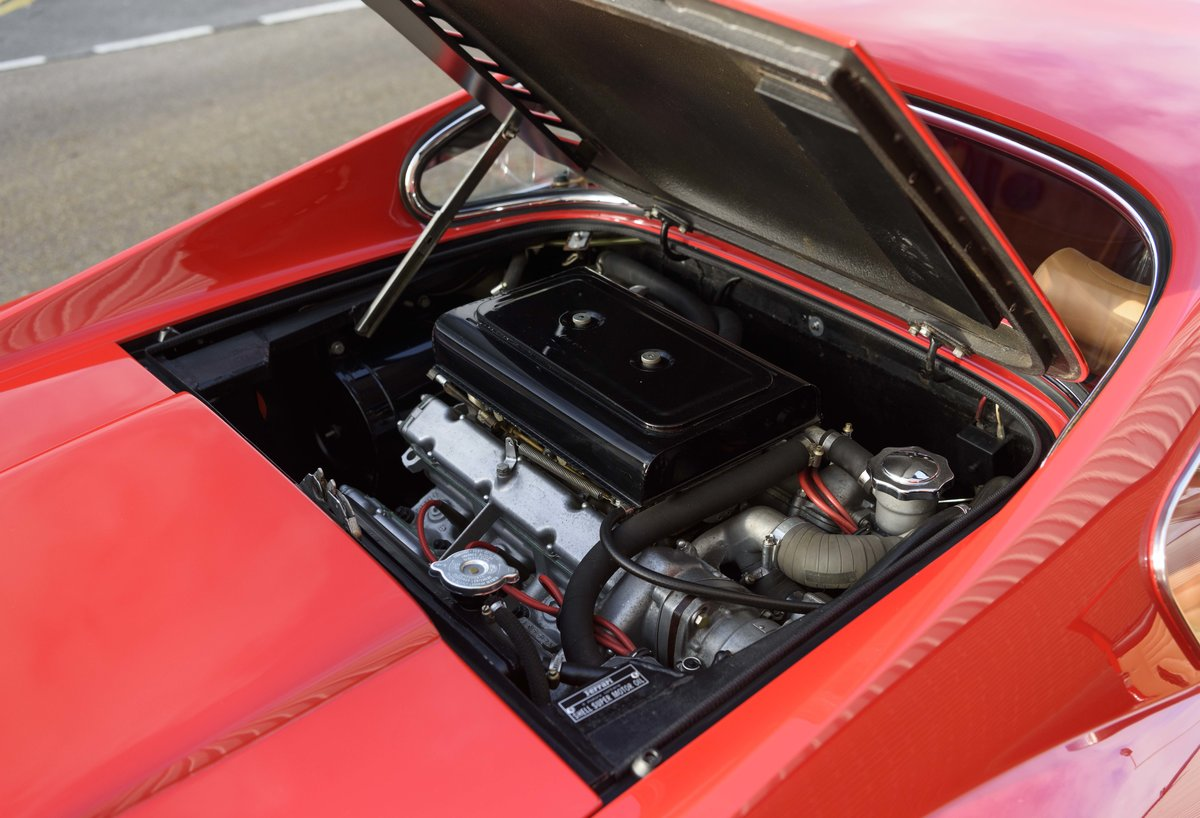 1972 Ferrari Dino 246 GT (RHD) For Sale (picture 23 of 24)