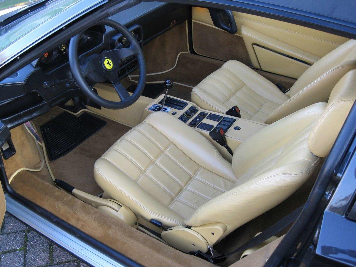 1986 Ferrari 328 GTS        € 82.500,-- For Sale (picture 3 of 6)