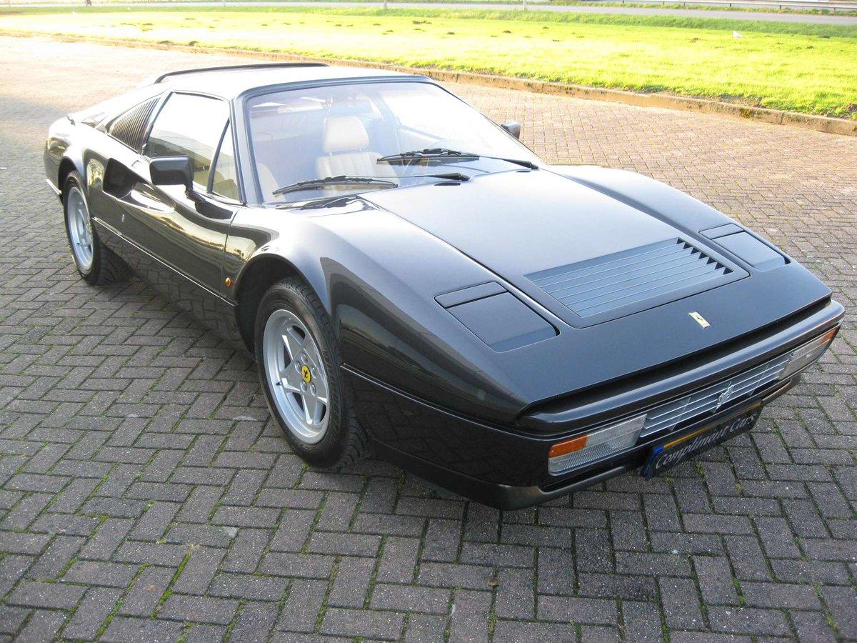 1986 Ferrari 328 GTS        € 82.500,-- For Sale (picture 4 of 6)