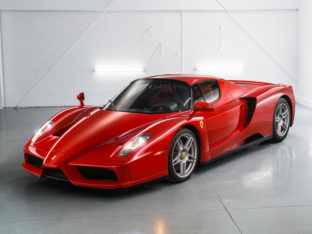 2003 Ferrari Enzo  For Sale by Auction (picture 1 of 6)