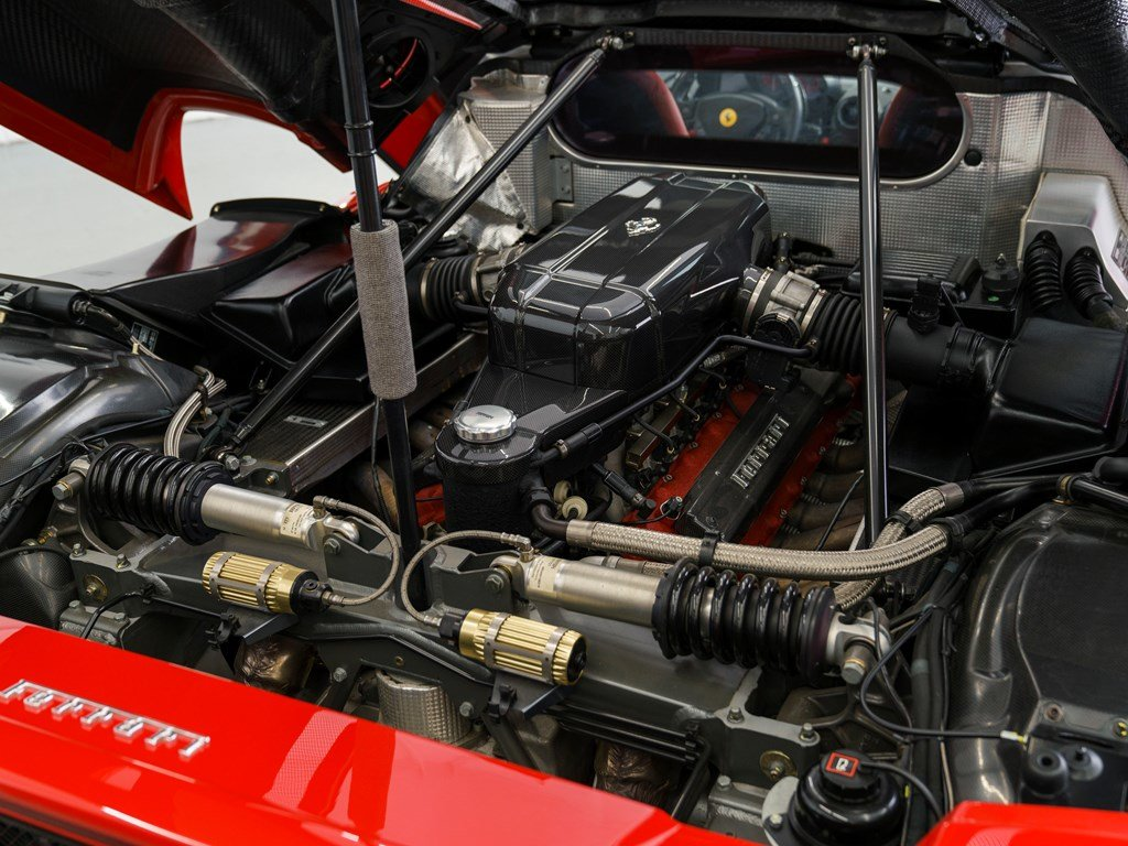 2003 Ferrari Enzo  For Sale by Auction (picture 3 of 6)