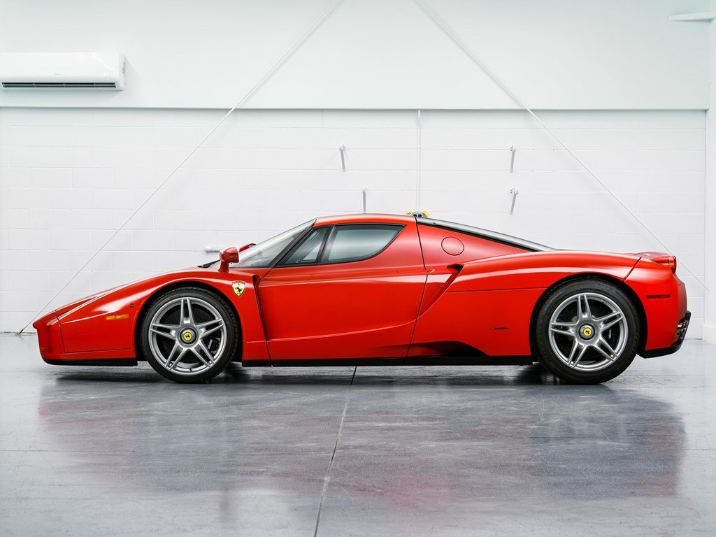 2003 Ferrari Enzo  For Sale by Auction (picture 5 of 6)