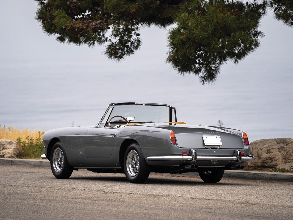 1961 Ferrari 250 GT Cabriolet Series II by Pininfarina For Sale by Auction (picture 2 of 6)