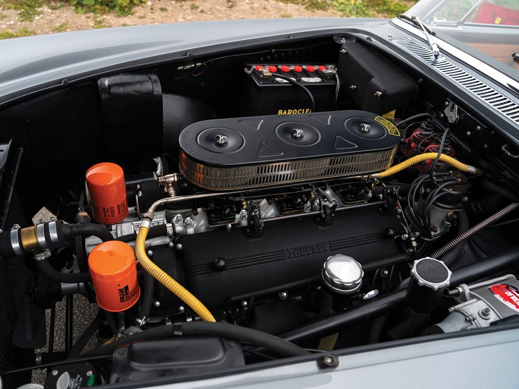 1961 Ferrari 250 GT Cabriolet Series II by Pininfarina For Sale by Auction (picture 3 of 6)