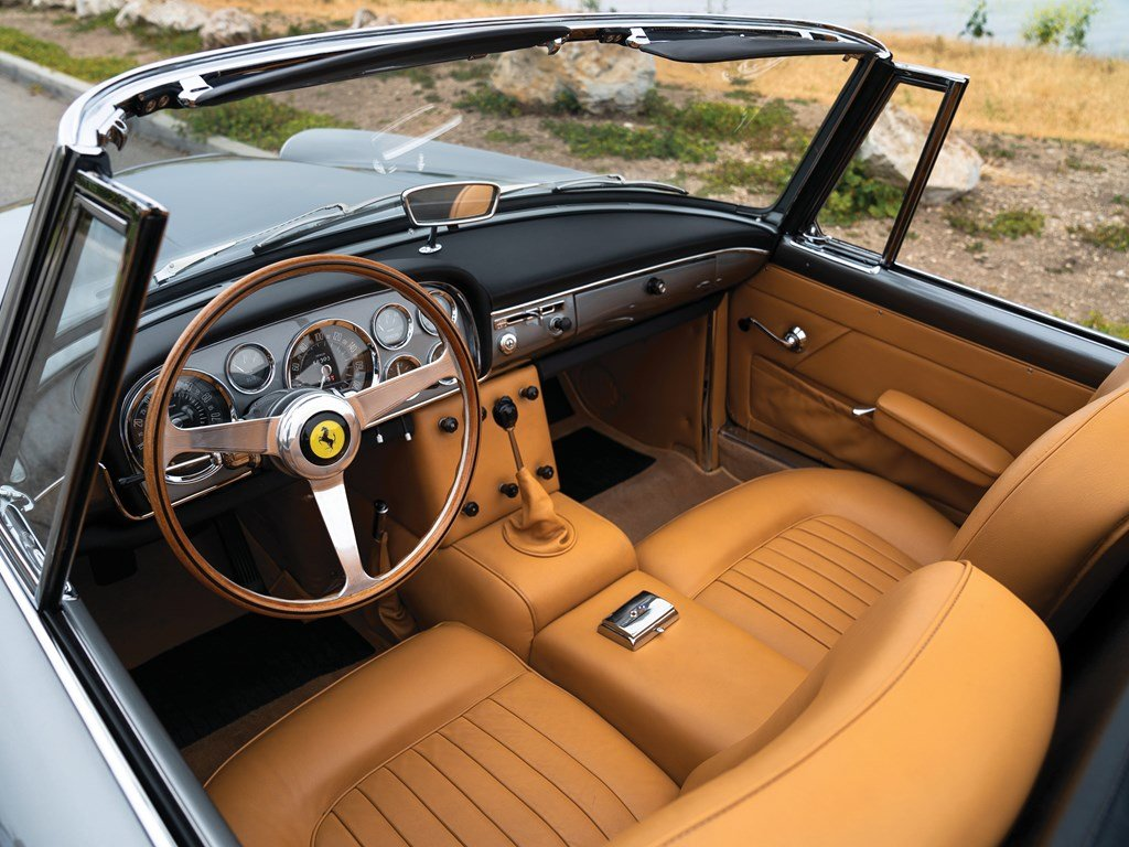 1961 Ferrari 250 GT Cabriolet Series II by Pininfarina For Sale by Auction (picture 4 of 6)