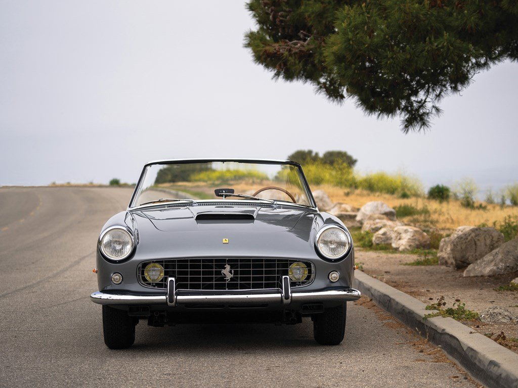 1961 Ferrari 250 GT Cabriolet Series II by Pininfarina For Sale by Auction (picture 6 of 6)