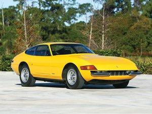 1973 Ferrari 365 GTB4 Daytona Berlinetta by Scaglietti