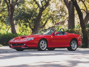 2001 Ferrari 550 Barchetta Pininfarina Prototype