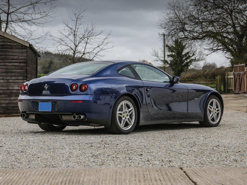 2006 Ferrari 612 Scaglietti  For Sale by Auction (picture 2 of 6)