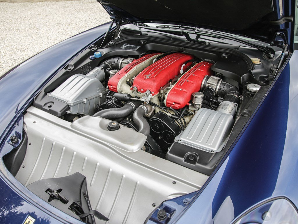 2006 Ferrari 612 Scaglietti  For Sale by Auction (picture 3 of 6)