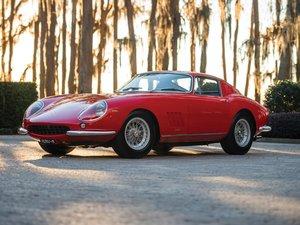 1966 Ferrari 275 GTBC by Scaglietti