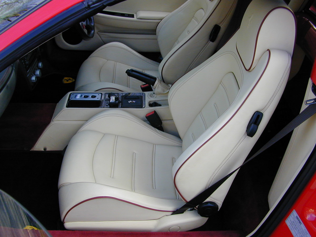 2006 FERRARI 430 F1 SPIDER - LOW MILES! - UK CAR!  For Sale (picture 3 of 6)