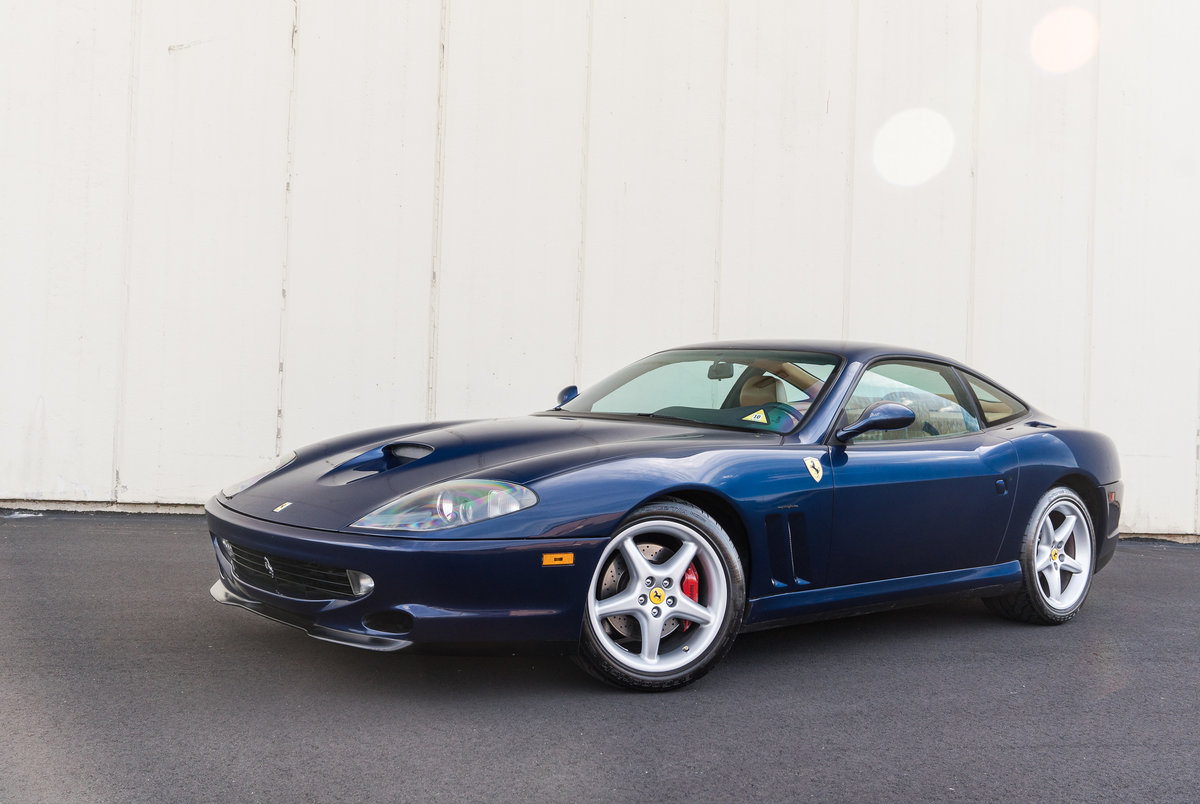 2001 Ferrari 550 Maranello  For Sale (picture 1 of 6)