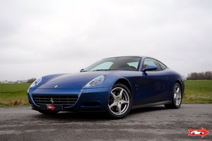 2005 Ferrari 612 Scaglietti - Blu Mirabeau, very nice low mileage For Sale
