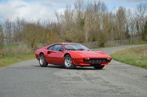 1979 Ferrari 308 GTB For Sale by Auction