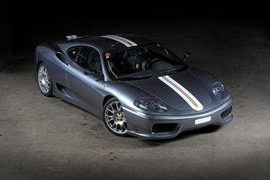 2004 Ferrari 360 Modena Challenge Stradale For Sale by Auction