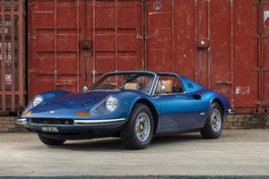 1973 Ferrari 246 'Dino' GTS - RHD