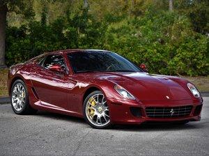 2010 Ferrari 599 GTB  For Sale by Auction