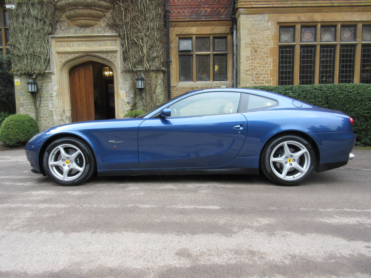 2004 SOLD ANOTHER REQUIRED Ferrari 612 F1 -Left hand drive For Sale (picture 2 of 6)